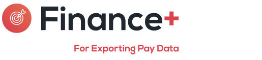 Logo - RotaMaster Finance, for exporting pay data