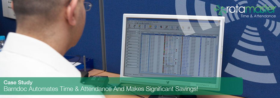 BARNDOC AUTOMATES TIME AND ATTENDANCE AND MAKES SIGNIFICANT SAVINGS